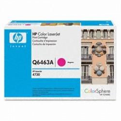 HP TONER MAGENTA Q6463A 644A ~12000 COPIE