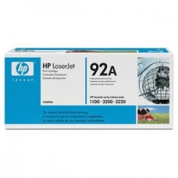 HP TONER NERO C4092A 92A ~2500 COPIE