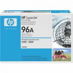 HP TONER NERO C4096A 96A ~5000 COPIE  ORIGINALE
