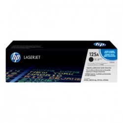 HP TONER NERO CB540A 125A 2200 COPIE  ORIGINALE