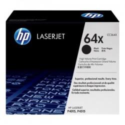 HP TONER NERO CC364X 64X ~24000 COPIE  ORIGINALE