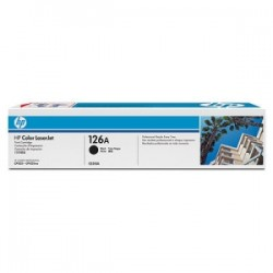 HP TONER NERO CE310A 126A 1200 COPIE  ORIGINALE