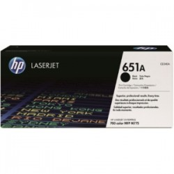 HP TONER NERO CE340A 651A 13500 COPIE STANDARD ORIGINALE