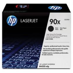 HP TONER NERO CE390X 90X 24000 COPIE ALTA CAPACITÀ ORIGINALE