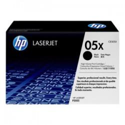 HP TONER NERO CE505X 05X 6500 COPIE  ORIGINALE