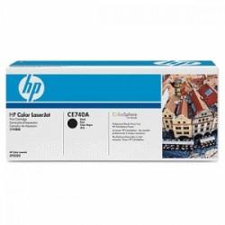HP TONER NERO CE740A 307A 7000 COPIE  ORIGINALE