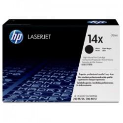 HP TONER NERO CF214X 14X 17500 COPIE ALTA CAPACITÀ ORIGINALE