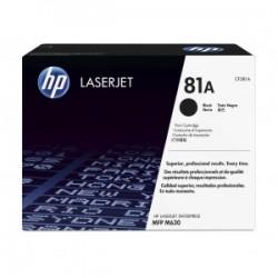 HP TONER NERO CF281A 81A 10500 COPIE STANDARD ORIGINALE