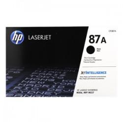 HP TONER NERO CF287A 87A 8550 COPIE CAPACITÀ STANDARD ORIGINALE