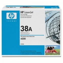 HP TONER NERO Q1338A 38A ~12000 COPIE  ORIGINALE