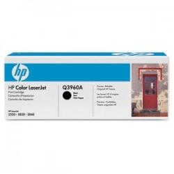 HP TONER NERO Q3960A 122A 5000 COPIE  ORIGINALE