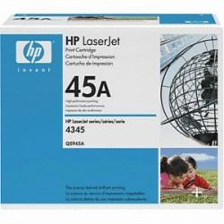 HP TONER NERO Q5945A 45A ~18000 COPIE