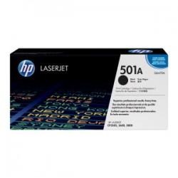 HP TONER NERO Q6470A 501A 6000 COPIE  ORIGINALE