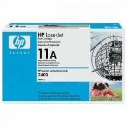 HP TONER NERO Q6511A 11A 6000 COPIE  ORIGINALE