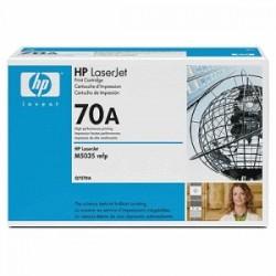 HP TONER NERO Q7570A 70A 15000 COPIE  ORIGINALE