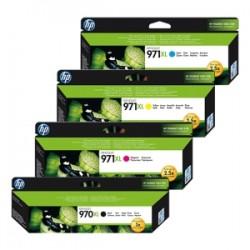 HP VALUE PACK NERO / CIANO / MAGENTA / GIALLO PROMO 970 XL 970 XL + 971 XL
