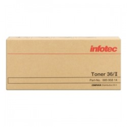 INFOTEC TONER NERO 88595814 430227