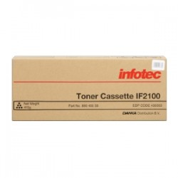 INFOTEC TONER NERO 89040058