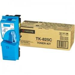 KYOCERA TONER CIANO TK-825C 1T02FZCEU0 7000 COPIE  ORIGINALE