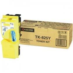 KYOCERA TONER GIALLO TK-825Y 1T02FZAEU0 7000 COPIE  ORIGINALE
