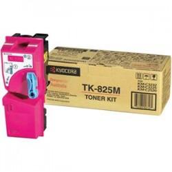 KYOCERA TONER MAGENTA TK-825M 1T02FZBEU0 7000 COPIE  ORIGINALE