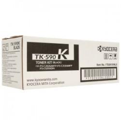 KYOCERA TONER NERO TK-590K 1T02KV0NL0 7000 COPIE  ORIGINALE
