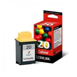 LEXMARK CARTUCCIA D\'INCHIOSTRO COLORE 15MX120E 20 ~686 COPIE