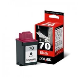 LEXMARK CARTUCCIA D\'INCHIOSTRO NERO 12AX970E 70 ~576 COPIE