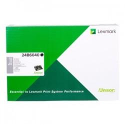 LEXMARK TAMBURO NERO 24B6040  60000 COPIE  ORIGINALE