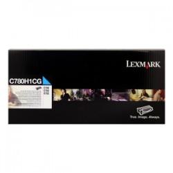 LEXMARK TONER CIANO C780H1CG  ~10000 COPIE