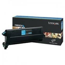 LEXMARK TONER CIANO C9202CH   14000 COPIE  ORIGINALE