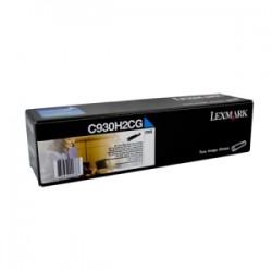 LEXMARK TONER CIANO C930H2CG  ~24000 COPIE
