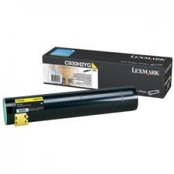 LEXMARK TONER GIALLO C930H2YG  ~24000 COPIE