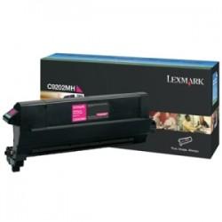 LEXMARK TONER MAGENTA C9202MH  ~14000