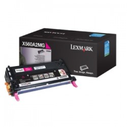 LEXMARK TONER MAGENTA X560A2MG  ~4000