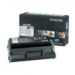 LEXMARK TONER NERO 12A7400  ~3000