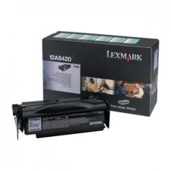 LEXMARK TONER NERO 12A8420  ~6000