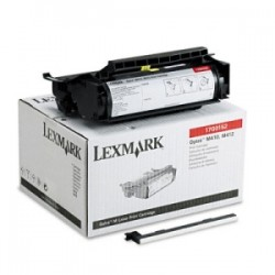 LEXMARK TONER NERO 17G0152  ~5000 COPIE