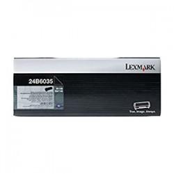 LEXMARK TONER NERO 24B6035  16000 COPIE  ORIGINALE