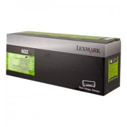 LEXMARK TONER NERO 602 60F2000 2500 COPIE CARTUCCIA DI STAMPA RIUTILIZZABILE ORIGINALE