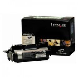 LEXMARK TONER NERO 64416XE  ~32000 COPIE