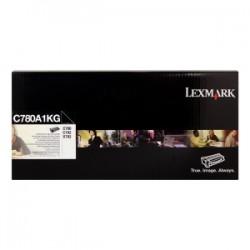 LEXMARK TONER NERO C780A1KG  ~6000