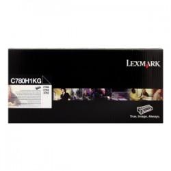 LEXMARK TONER NERO C780H1KG  ~10000