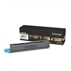 LEXMARK TONER NERO C925H2KG C925 8500 COPIE CARTUCCIA DI STAMPA REGOLARE ORIGINALE