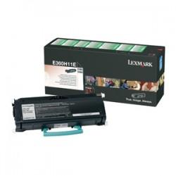 LEXMARK TONER NERO E360H11E  9000 COPIE  ORIGINALE