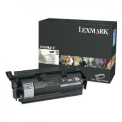 LEXMARK TONER NERO T650H31E  25000 COPIE  ORIGINALE