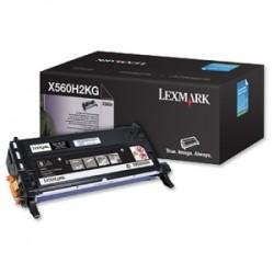 LEXMARK TONER NERO X560H2KG  ~10000  ORIGINALE