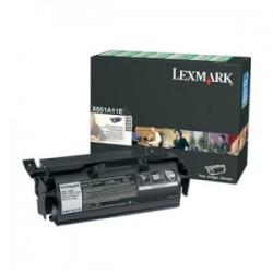 LEXMARK TONER NERO X651A11E  7000 COPIE UNITÀ DI STAMPA, COMBINATO TAMBURO/CARTUCCIA, CASSETTA DI RITORNO ORIGINALE