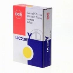 OCE CARTUCCIA D\'INCHIOSTRO GIALLO 29952268 IJC236-Y 130ML  ORIGINALE