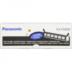 PANASONIC TONER NERO KX-FA83X  2500 COPIE  ORIGINALE